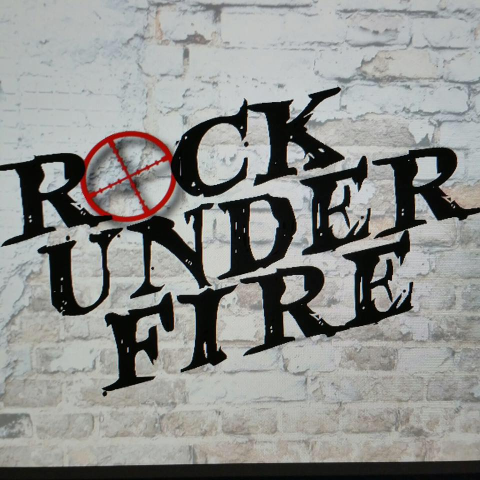 Rock Under Fire new logo