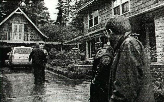 Cobain driveway